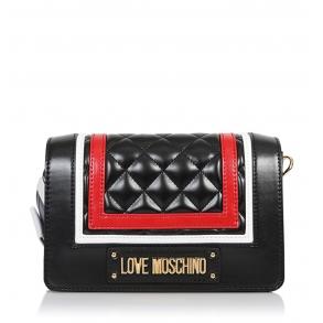 Τσάντα LOVE MOSCHINO 4012 Καπιτονέ Μαύρο
