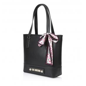 Τσάντα LOVE MOSCHINO 4025 Μαύρο