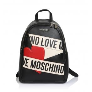 Σακίδιο LOVE MOSCHINO 4029 Μαύρο