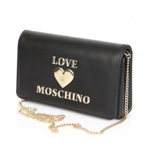 Τσάντα LOVE MOSCHINO 4057 Μαύρο
