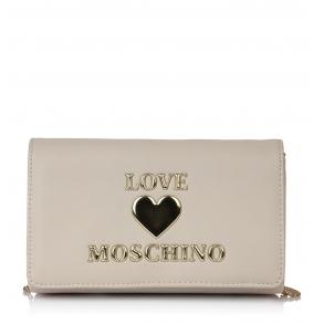 Τσάντα LOVE MOSCHINO 4057 Μπεζ