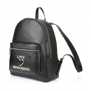 Σακίδιο LOVE MOSCHINO 4060 Μαύρο