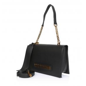 Τσάντα LOVE MOSCHINO 4064 Μαύρο