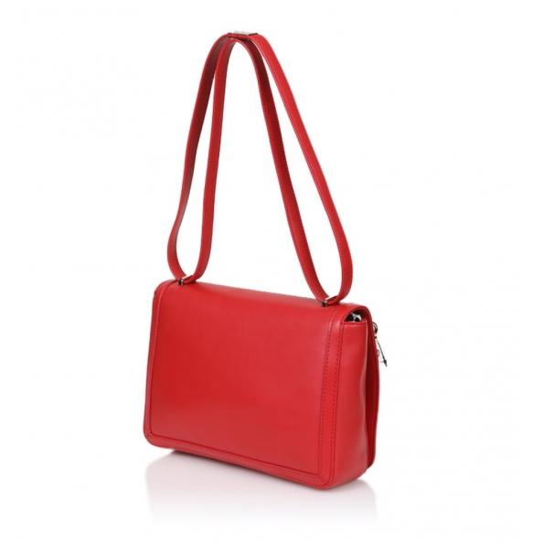 Τσάντα Love Moschino 4073 Κόκκινη