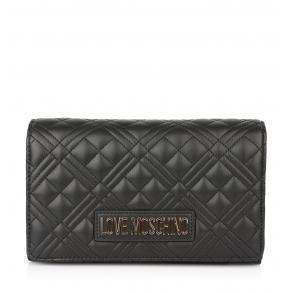 Τσάντα LOVE MOSCHINO 4256 Μαύρο