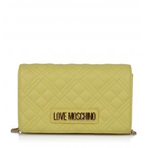 Τσάντα LOVE MOSCHINO 4079 Κίτρινο
