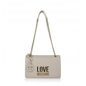 Τσάντα LOVE MOSCHINO 4099 Μπεζ