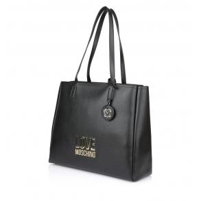 Τσάντα LOVE MOSCHINO 4100 Μαύρο
