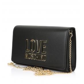 Τσάντα LOVE MOSCHINO 4127 Μαύρο
