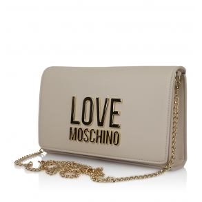 Τσάντα LOVE MOSCHINO 4127 Μπεζ
