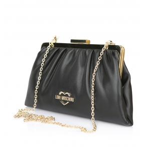 Τσάντα LOVE MOSCHINO 4130 Μαύρο