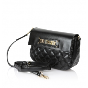 Τσάντα LOVE MOSCHINO 4200 Καπιτονέ Μαύρο