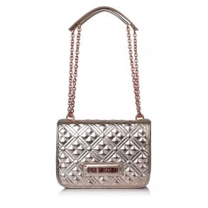 Τσάντα LOVE MOSCHINO 4201 Χάλκινο Καπιτονέ