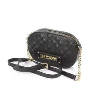 Τσάντα LOVE MOSCHINO 4207 Μαύρο