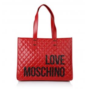 Τσάντα LOVE MOSCHINO 4210 Καπιτονέ Κόκκινο