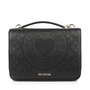 Τσάντα LOVE MOSCHINO 4215 Μαύρο