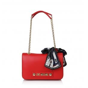 Τσάντα LOVE MOSCHINO 4219 Κόκκινο
