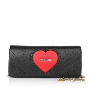 Τσάντα LOVE MOSCHINO 4220 Μαύρο