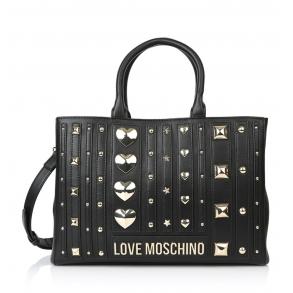 Τσάντα LOVE MOSCHINO 4238 Μαύρο