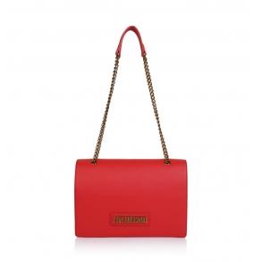 Τσάντα LOVE MOSCHINO 4260 Κόκκινο