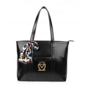 Τσάντα Love Moschino 4263 Μαύρο