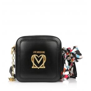 Τσάντα LOVE MOSCHINO 4264 Μαύρο