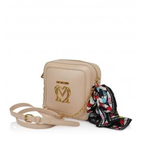 Τσάντα LOVE MOSCHINO 4264 Μπεζ
