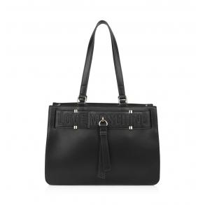 Τσάντα LOVE MOSCHINO 4271 Μαύρο