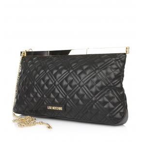 Τσάντα LOVE MOSCHINO 4278 Μαύρο