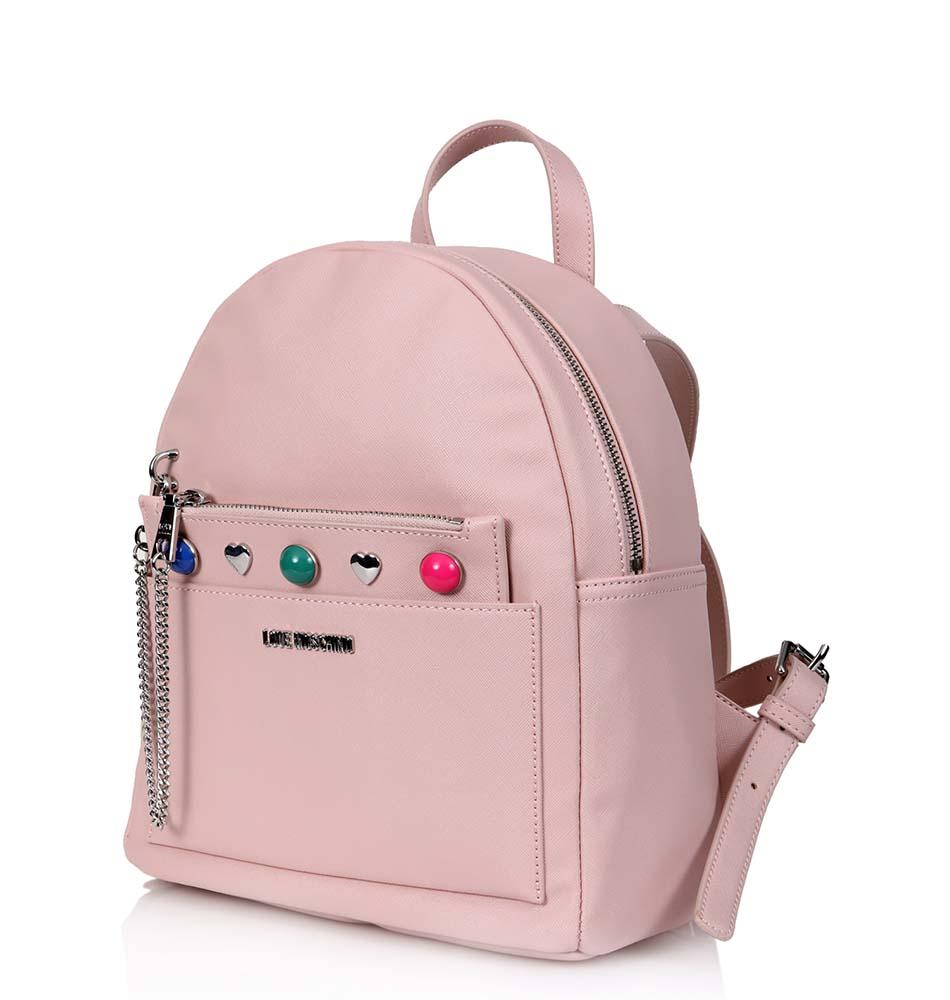 f036650fce Σακίδιο Love Moschino 4301 Ροζ