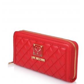 Πορτοφόλι Love Moschino 5524 Κόκκινο