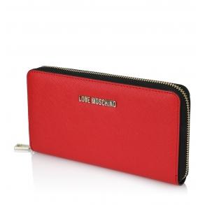 Πορτοφόλι LOVE MOSCHINO 5552 Κόκκινο