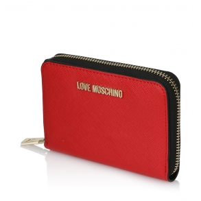 Πορτοφόλι LOVE MOSCHINO 5558 Κόκκινο
