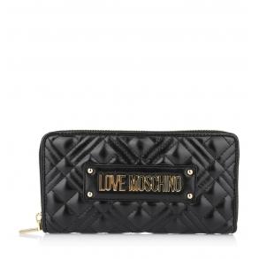 Πορτοφόλι LOVE MOSCHINO 5600 Μαύρο