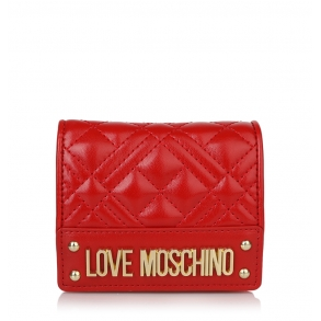Πορτοφόλι LOVE MOSCHINO 5621 Κόκκινο Καπιτονέ