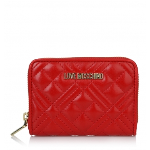 Πορτοφόλι LOVE MOSCHINO 5622 Κόκκινο Καπιτονέ