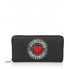 Πορτοφόλι LOVE MOSCHINO 5618 Μαύρο