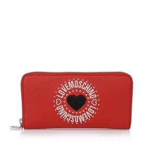 Πορτοφόλι LOVE MOSCHINO 5618 Κόκκινο