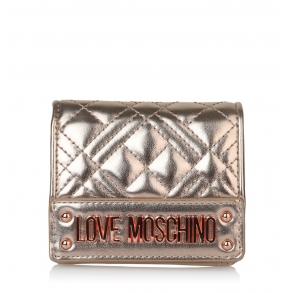 Πορτοφόλι LOVE MOSCHINO 5621 Χάλκινο Καπιτονέ