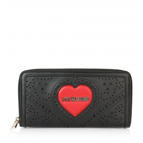 Πορτοφόλι LOVE MOSCHINO 5624 Μαύρο