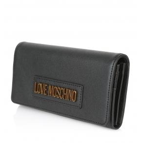 Πορτοφόλι LOVE MOSCHINO 5630 Μαύρο