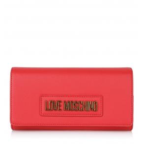 Πορτοφόλι LOVE MOSCHINO 5630 Κόκκινο