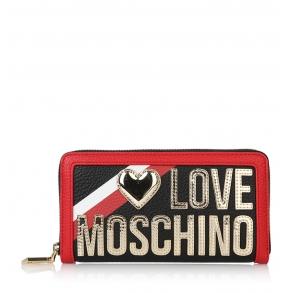 Πορτοφόλι LOVE MOSCHINO 5633 Μαύρο
