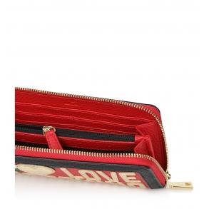 Πορτοφόλι LOVE MOSCHINO 5633 Κόκκινο