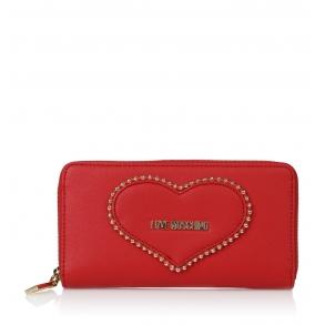 Πορτοφόλι Love Moschino 5639 Κόκκινο