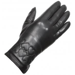 δερμάτινα γάντια ESTET B05 Μαύρο