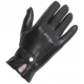 δερμάτινα γάντια SETTE B15 Μαύρα