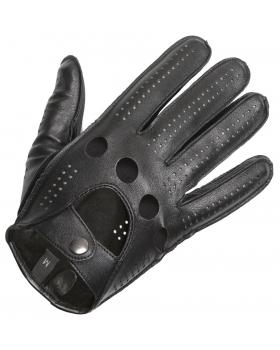 δερμάτινα γάντια SETTE B16 Μαύρα