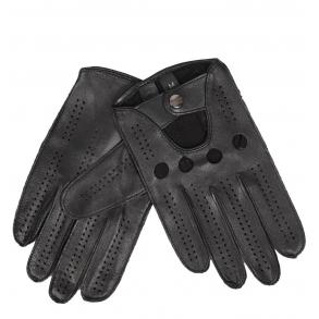δερμάτινα γάντια SETTE B16 Μαύρα δερμάτινα γάντια SETTE B16 Μαύρα 61bb8194793