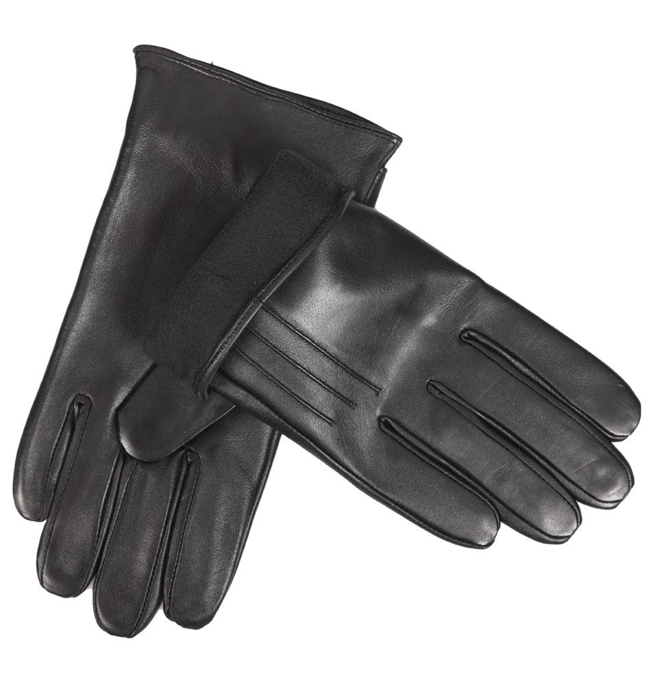 51af1f76b9 δερμάτινα γάντια SETTE B18 Μαύρα